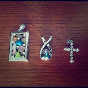 Necklace pendants -Excellent condition